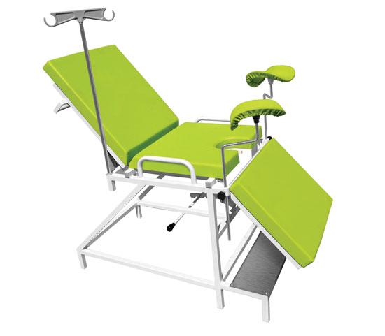 صندلی ژنیکولوژی مکانیکی